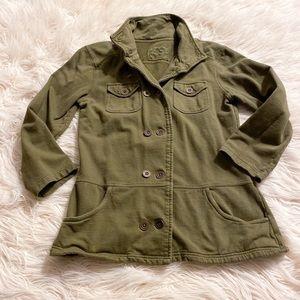 PrAna sweatshirt jacket